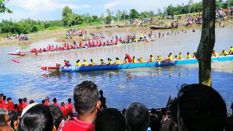 Two-day 'Nauka Baich' competition ends in Rangpur