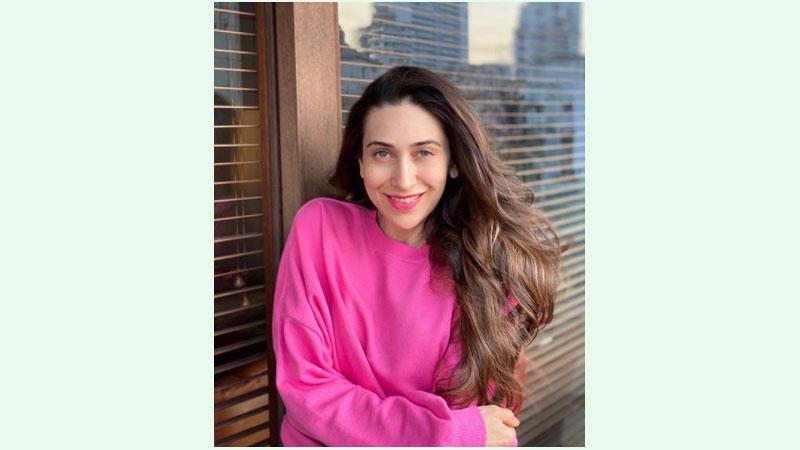 Karisma Kapoor's fitness motivation to get fit