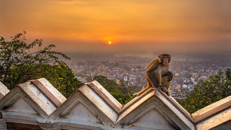 'Kathmandu is still a place of magic': Sir Chris Bonington