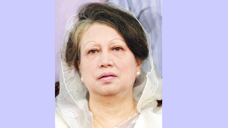 Khaleda, 4 others given primary nomination