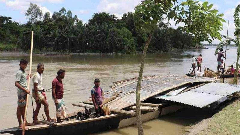 No Eid joy for Kurigram flood victims