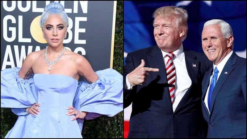 Lady Gaga rips into Trump, Pence over govt shutdown, anti-LGBTQ activities