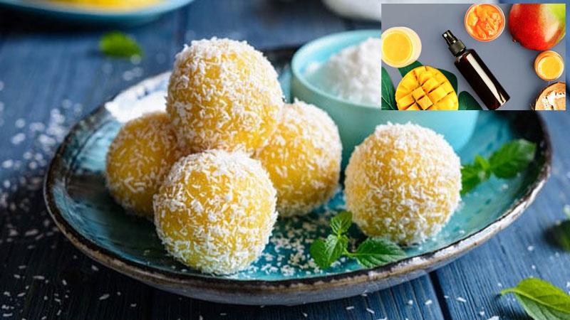 How to make mango ladoos