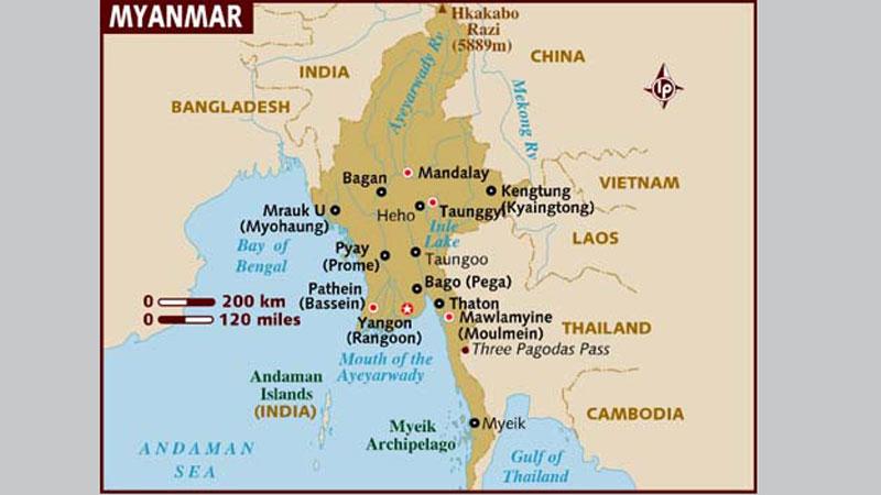 Bagan to yangon nightly business report