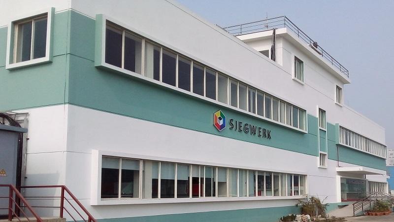 Siegwerk launches new blending centre in Dhaka region