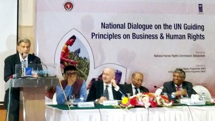 'Bangladesh prioritises human rights above all'