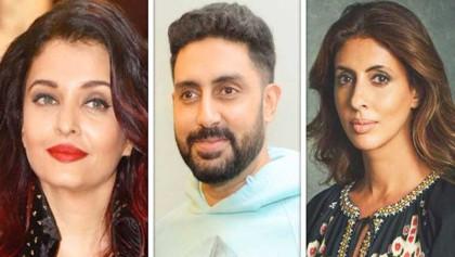 Abhishek Bachchan, Shweta reveal what they love and hate about Aishwarya Rai