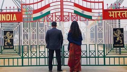 Bharat: Salman, Katrina standing near Wagah Border spark curiosity