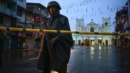 Sri Lanka police hunting 140 IS suspects: Sirisena