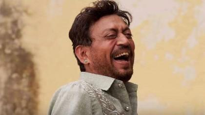 'Wait for me' Irrfan Khan shares an emotional message ahead of Angrezi Medium trailer
