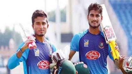 Afif, Naim eye ODI debut as Saif set to return