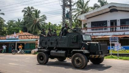 Sri Lanka Warns of More Suicide Bombers