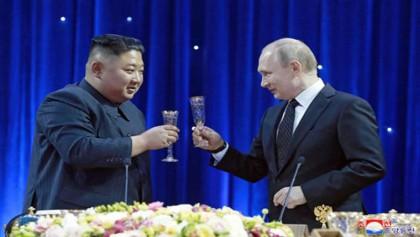 N.Korea's Kim says US acted in 'bad faith' at Hanoi talks: KCNA