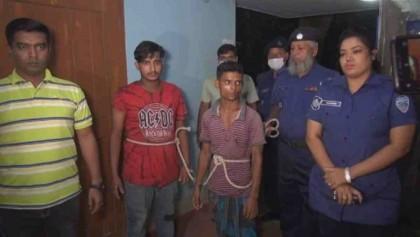 Indigenous girl 'raped' in Feni, 2 held