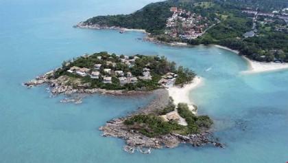 Koh Samui's first private island luxury resort