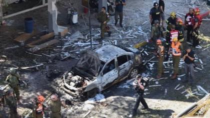 Israeli strikes kill 33, topple buildings in Gaza City