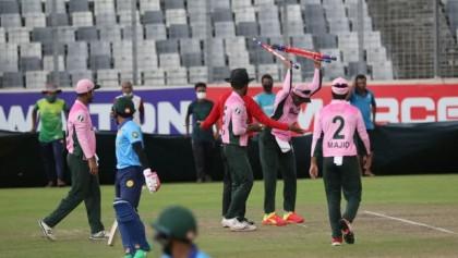 Shakib Al Hasan gets three-match ban for DPL outburst