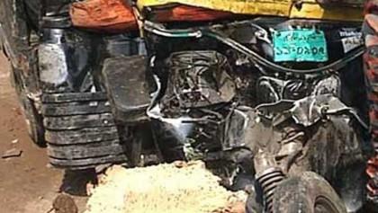 Masters student among 6 killed in Barishal road crash