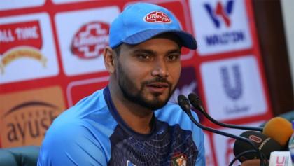 Bangladesh captain Mashrafe set to leave Dhaka on Wednesday