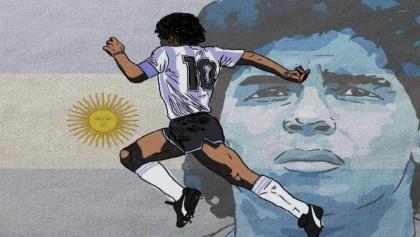 Argentina's media celebrates life and times of Maradona