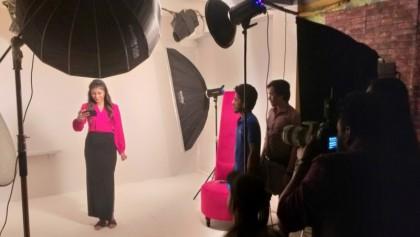 Photographer Manosh Sen coming with new ideas
