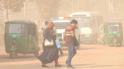 Air Quality Index: Dhaka ranks 3rd worst