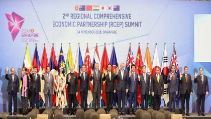 ASEAN leaders vow to create world's largest free trade area in 2019