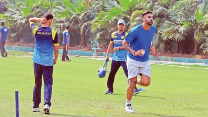 An exuberant Abahani to face much weaker MSC