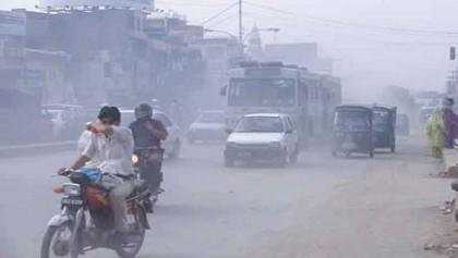 Addressing Dhaka's  air pollution