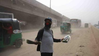Dhaka's falling air quality triggers worsening coronavirus concern