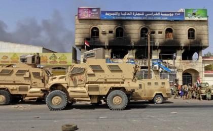 Air strikes, clashes hit Yemen's Hodeida despite ceasefire
