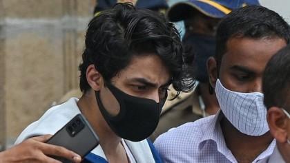 Shah Rukh Khan's son bail plea rejected in drugs case
