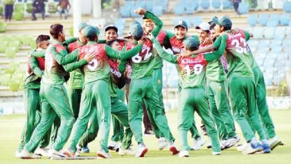 Bangladesh U-16 cricketers leaving for Pakistan tonight