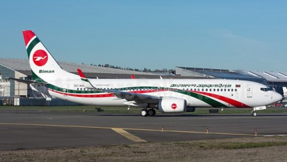 Biman cancels flights scheduled for Sunday, Monday