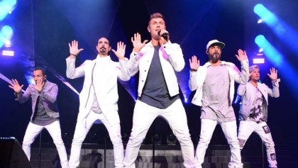 Fans injured in storm at Backstreet Boys Oklahoma concert