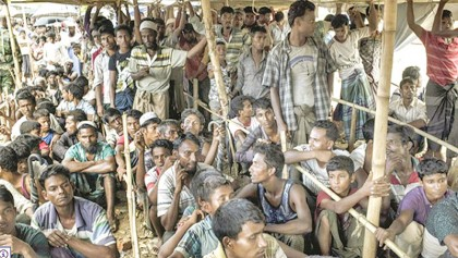 Bangladesh and the issue of  Rohingya refugees