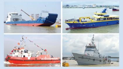 Building world-class vessels