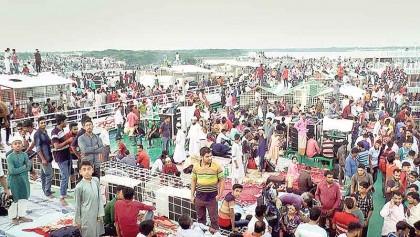 Barishal Eid special service concludes