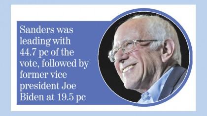 Bernie Sanders claims big win in Nevada