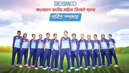 Beximco sponsors Tigresses for T20 WC