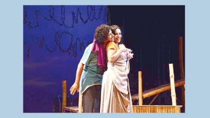 Aranyak to stage 'Bhaangngaba' today