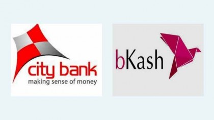 City Bank launches instant digital loan on pilot basis with bKash