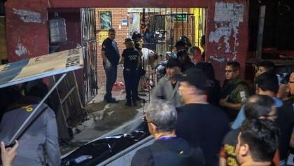 11 killed in gun attack at bar in Brazil