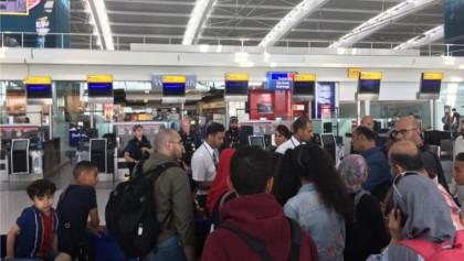 British Airways cancels Cairo flights as security precaution