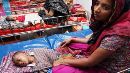 Children fall prey to malaria outbreak