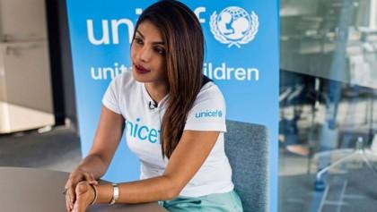 Drop Priyanka as Unicef envoy: Pakistan