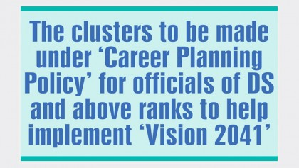 Civil admin to come under 11 clusters
