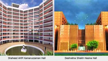 Construction of two RU halls still in limbo
