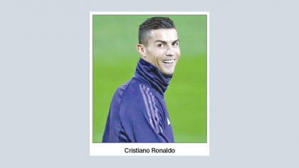 CR7 a goal and money-making machine