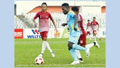 Ctg Abahani keep lead